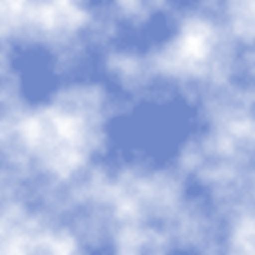 clouds2   Практика процедурного текстурирования