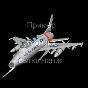 Super sabre F-100 US Air Force