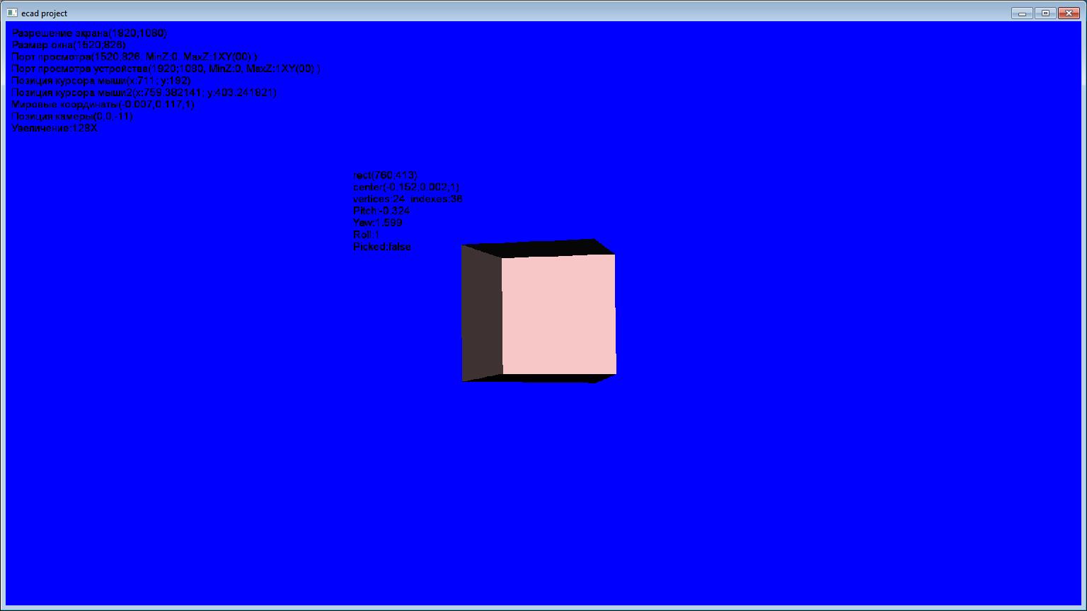 Не квадратный куб