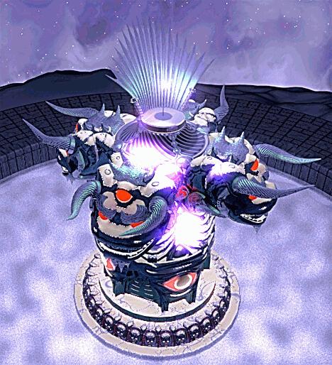 Зловещий трон | Погроммист рисуЭ