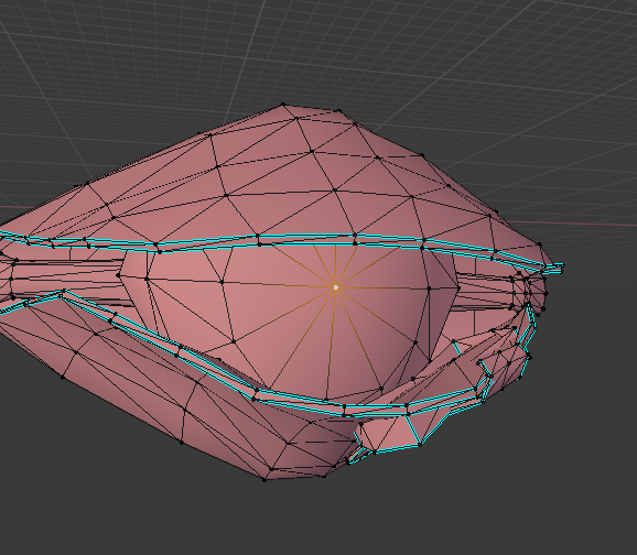8poles | Создание шляпы в Blender для Makehuman