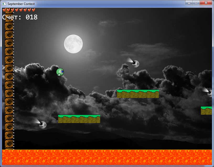 Shot1 | Ле Шар: Последний рывок из темного царства [PC - Windows] / Игра на конкурс