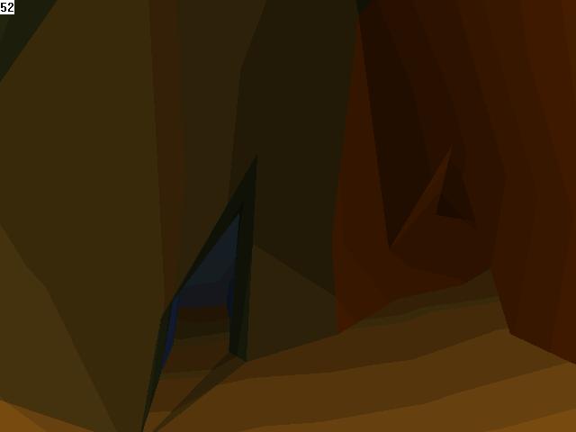 screen | Волюметрическая фога и пещеры Хулиона.