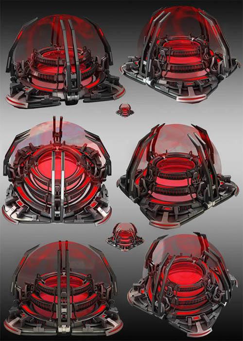4   3D моделлер HI-LOW poly