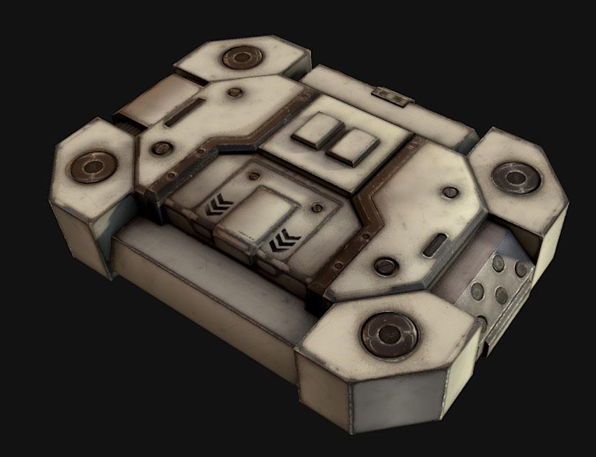 Sci-fi crate 2