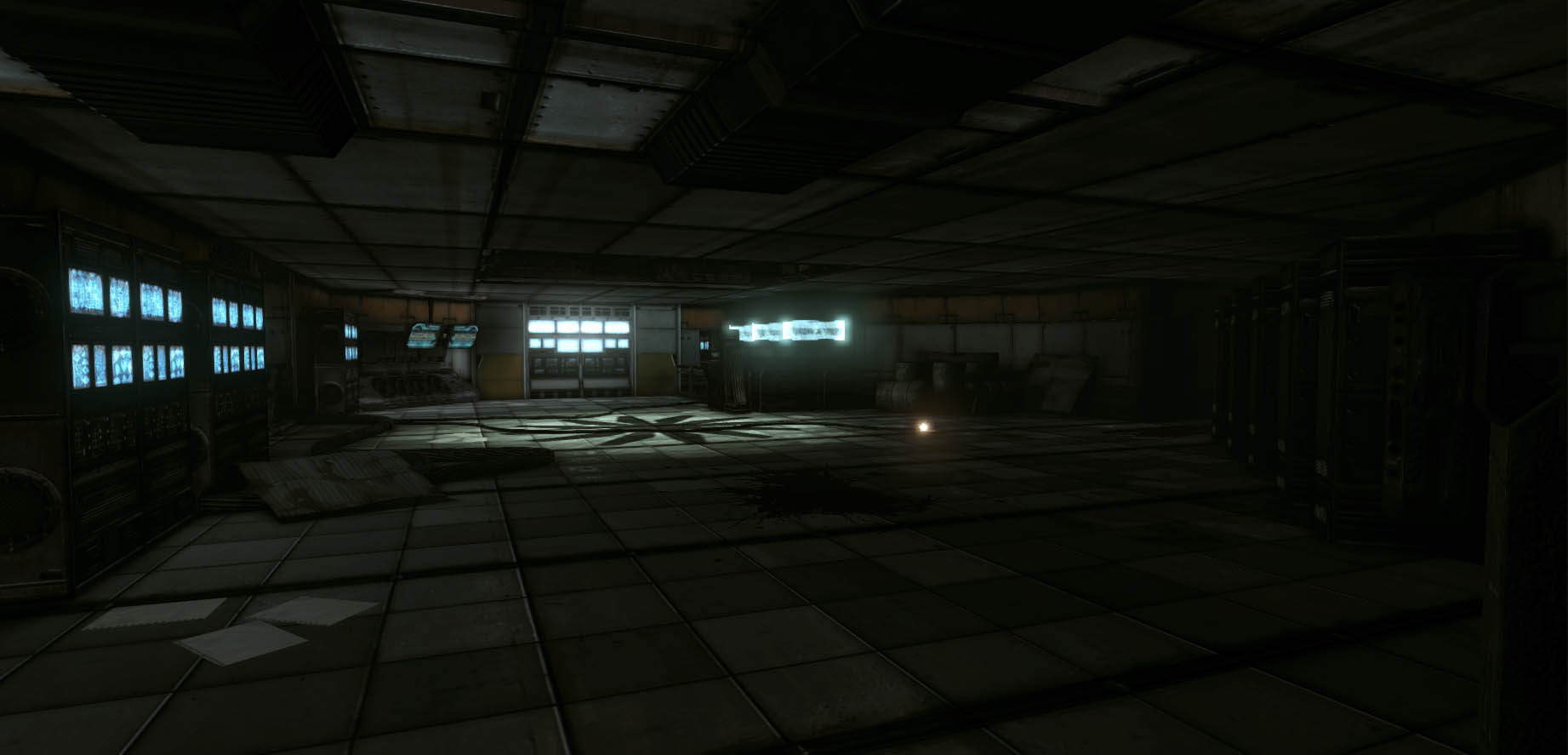 UDK sci fi environment 2