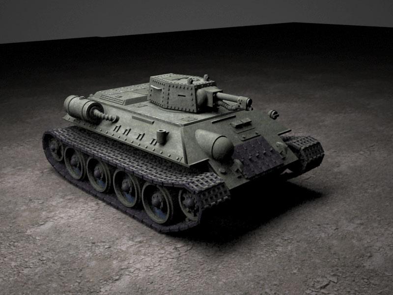 tank | Модели Forpost D6 (для заценилок)