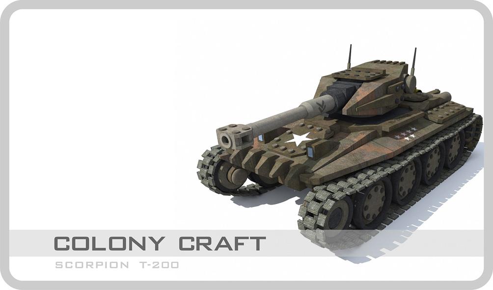 танк 1   maxmasterART