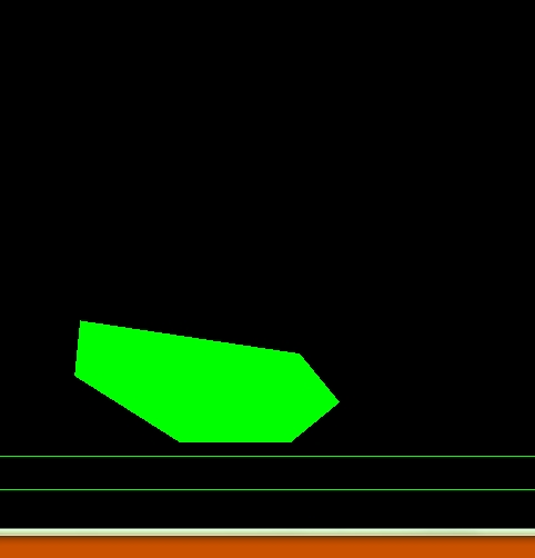 пример 5 | Неправильная отрисовка многоугольников openGL