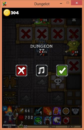 2   Dungelot [Dungeon Crawler rpg]