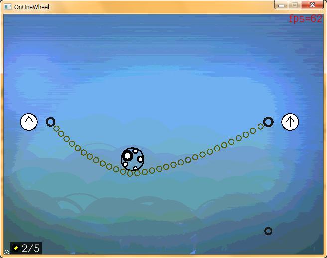 screen | [ANDROID] On One Wheel Zadrotish Platformer - у5нвпф гр 1108, 12 задротских уровней и ещё несколько секретных