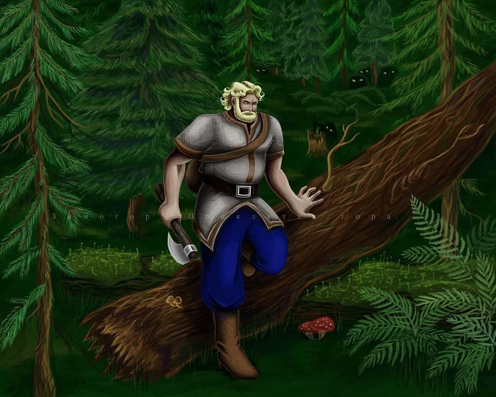 forest | Требуются программист, геймдизайнер (не актуально).