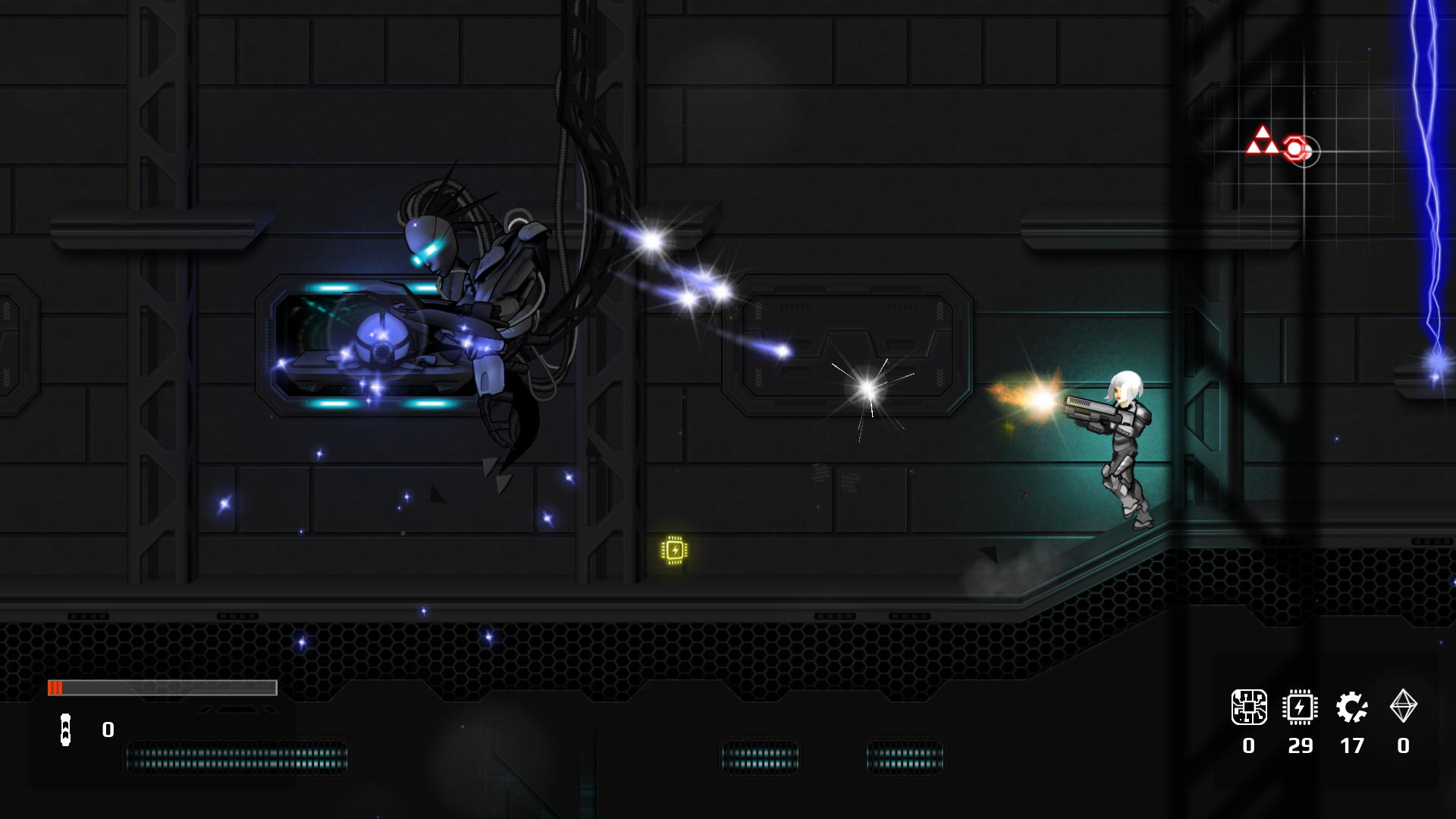 Smelted Kin: Inhuman Impact 3   Конкурс шутеров [завершён]