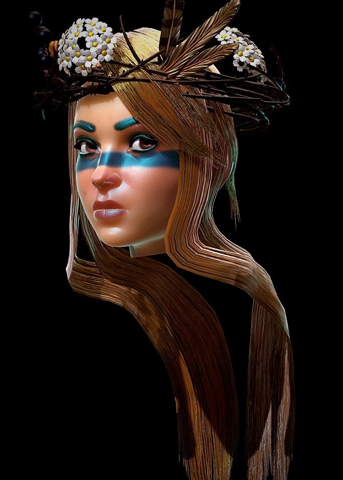 Ворожея | 3D художник, 3D аниматор, программист
