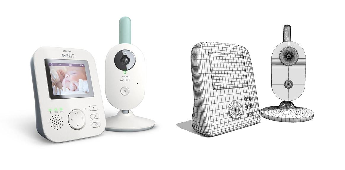 Пример | Фриланс: Создать 3D модели товаров
