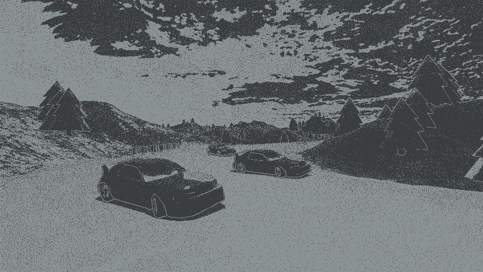 Fake Racing Screenshot 1