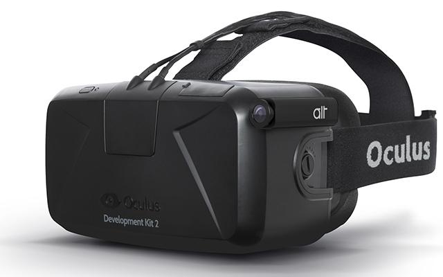 Alt and OculusDK2 | ALT::Position tracking for VR