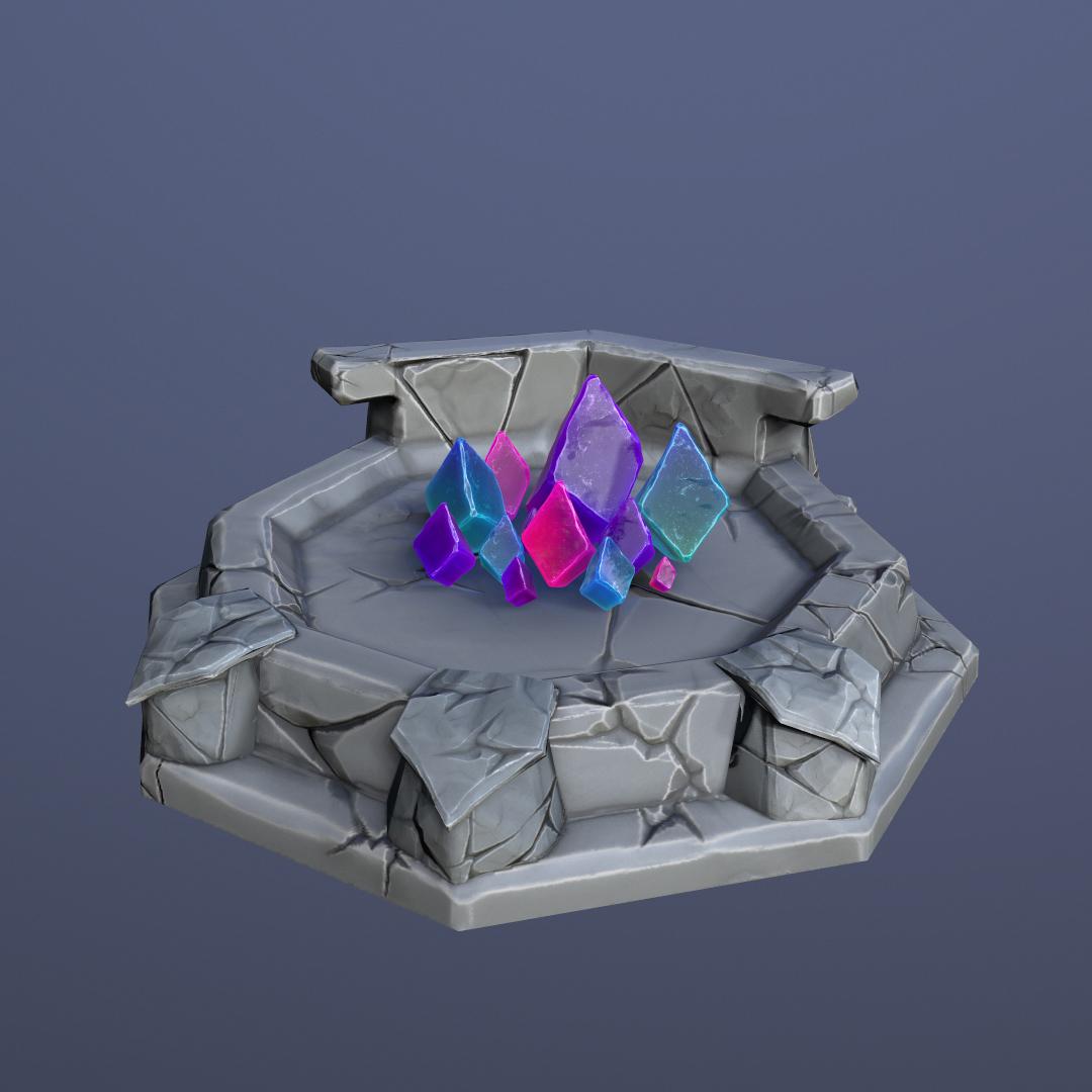 Witch Workshop - Altar