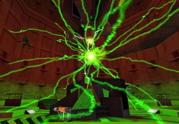 Half-Life - Anti-mass spectrometer 2