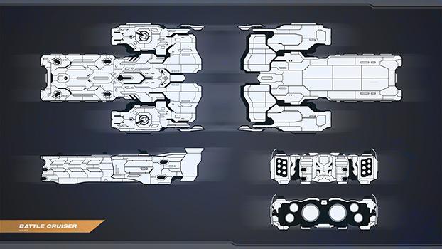anton-sumin-battlecruiser-by-tohas-d7sboaba | 2d artist