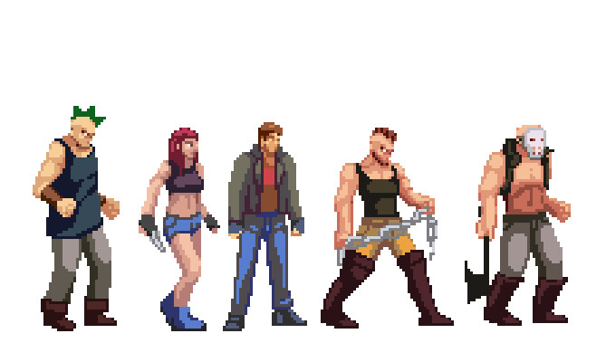 arkady-kim-pretty-boy | ✏️ 2D Художник - Аниматор / 2D Artist / Animation / Pixel art ✏️