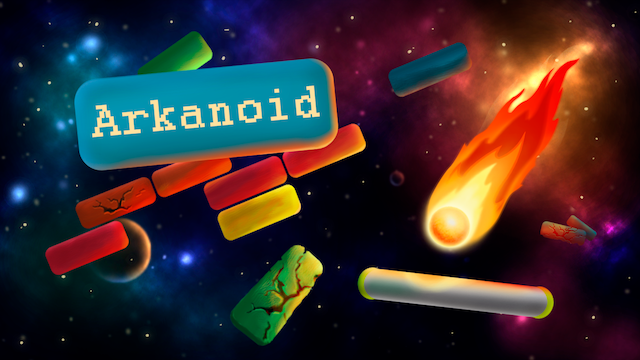 HTML5 арканоид | Видеокурсы по разработке HTML5 игр