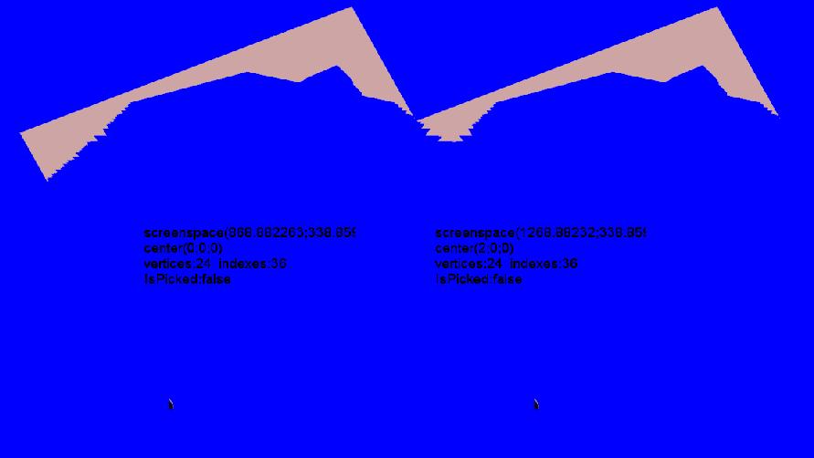 Артифакты D3DCMP_LESSEQUAL   Наложение объектов друг на друга