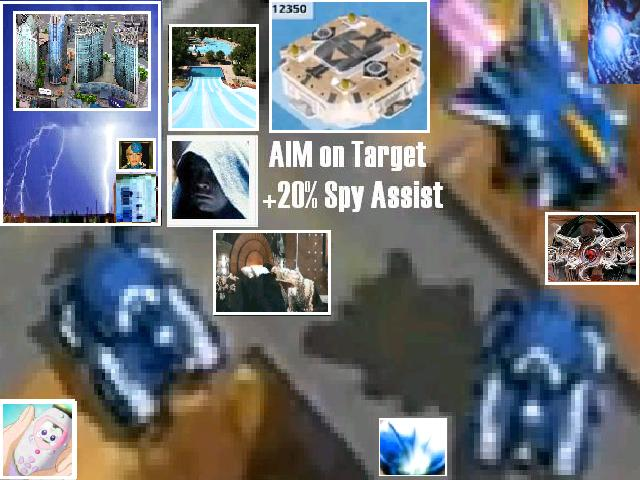 Assasin SkyWalker Heavy Spy   Незведанные территории.