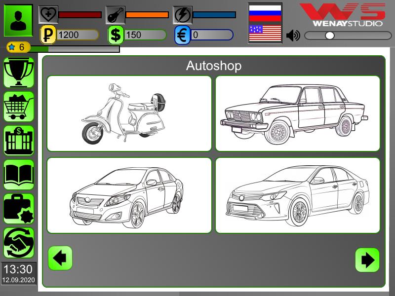 Business Simulator - new game | Business Simulator - new game