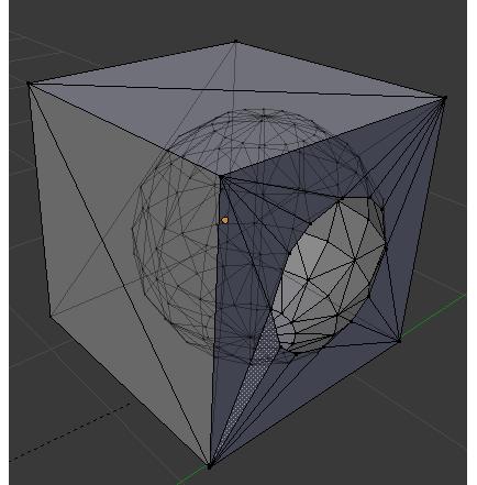 и111 | Вставка одной поверхности в другую (многопоточный алгоритм) (комментарии)