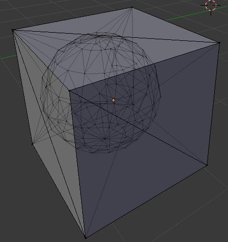 и2222 | Вставка одной поверхности в другую (многопоточный алгоритм) (комментарии)
