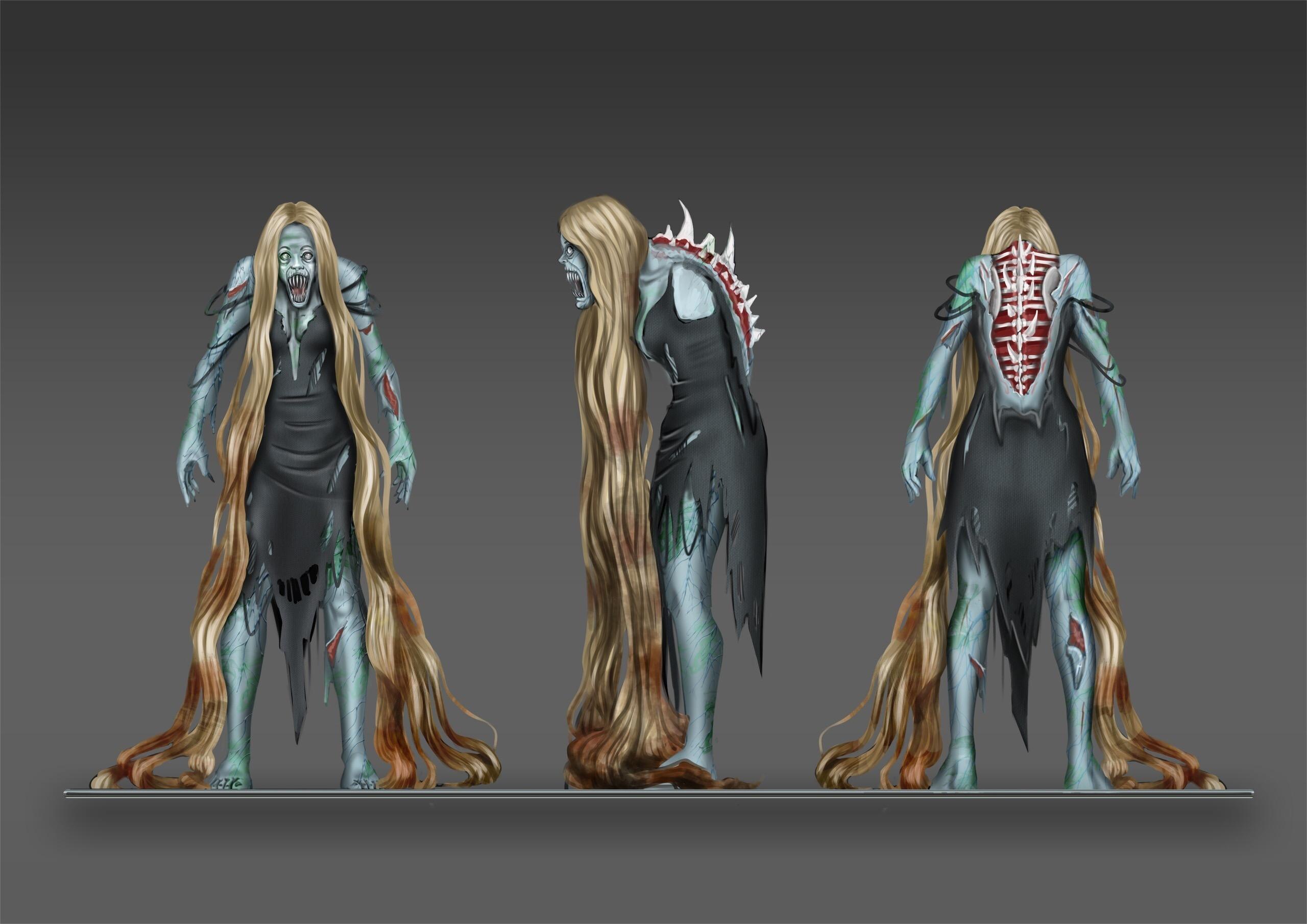 Навка (состояние агрессии) | 3D художник, 3D аниматор