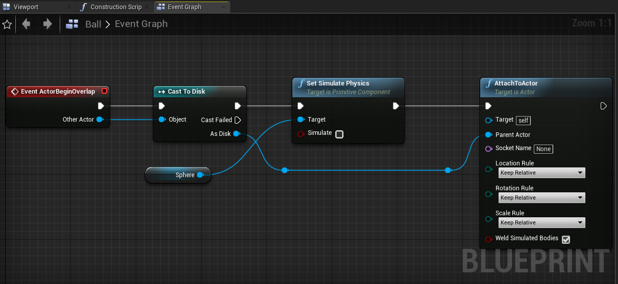 BallBlueprint | Анонсирован апдейт Unreal Engine до версии 4.1