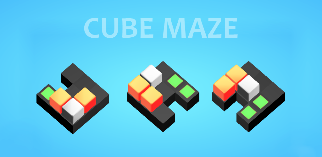 cm_banner | [Android] Cube Maze Brain Puzzle