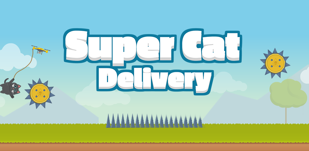 SuperCatDeliveryMainBanner | [ANDROID][FREE] Super Cat Delivery