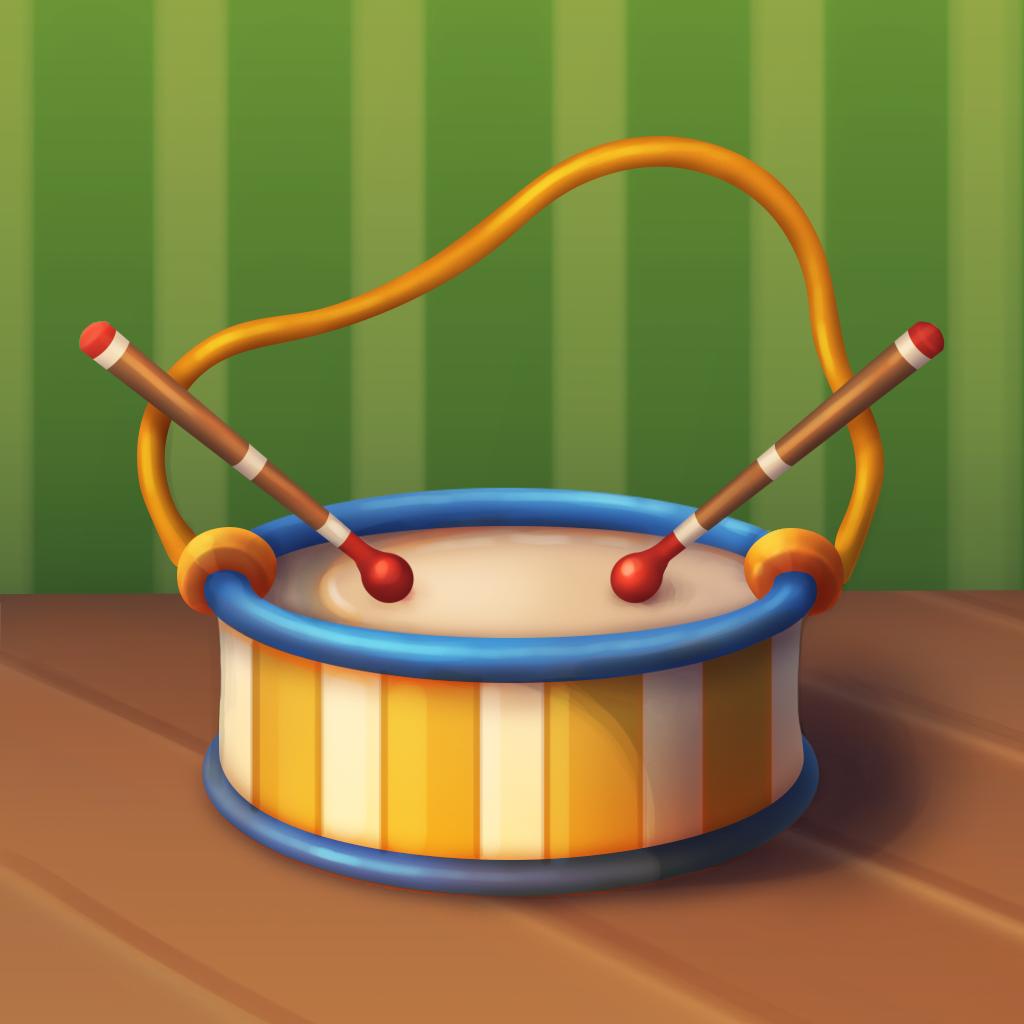Барабан1 | 2D CG, нужна критика и советы.