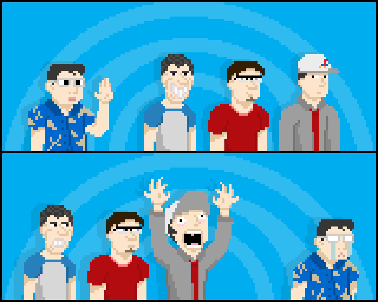ComixSotpGame | 2D Pixel Artist