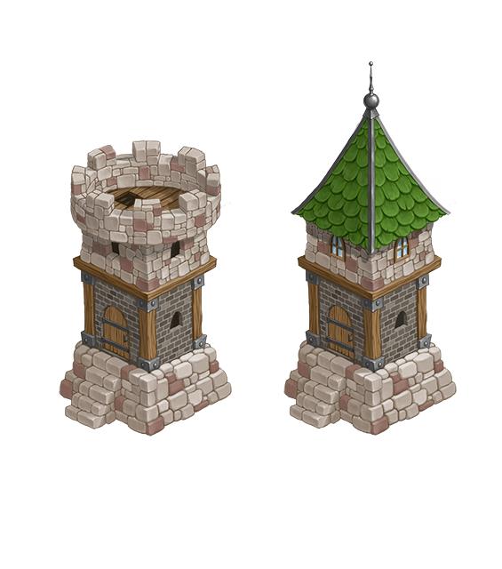 башня(порт)