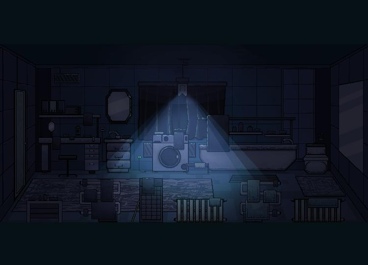 bathroom (750х540)-2   В команду по созданию игры в жанре Survival horror требуются 2D художник аниматор.(Энтузиазм)