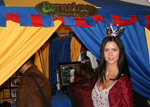battlelord | ИгроМир 2006.