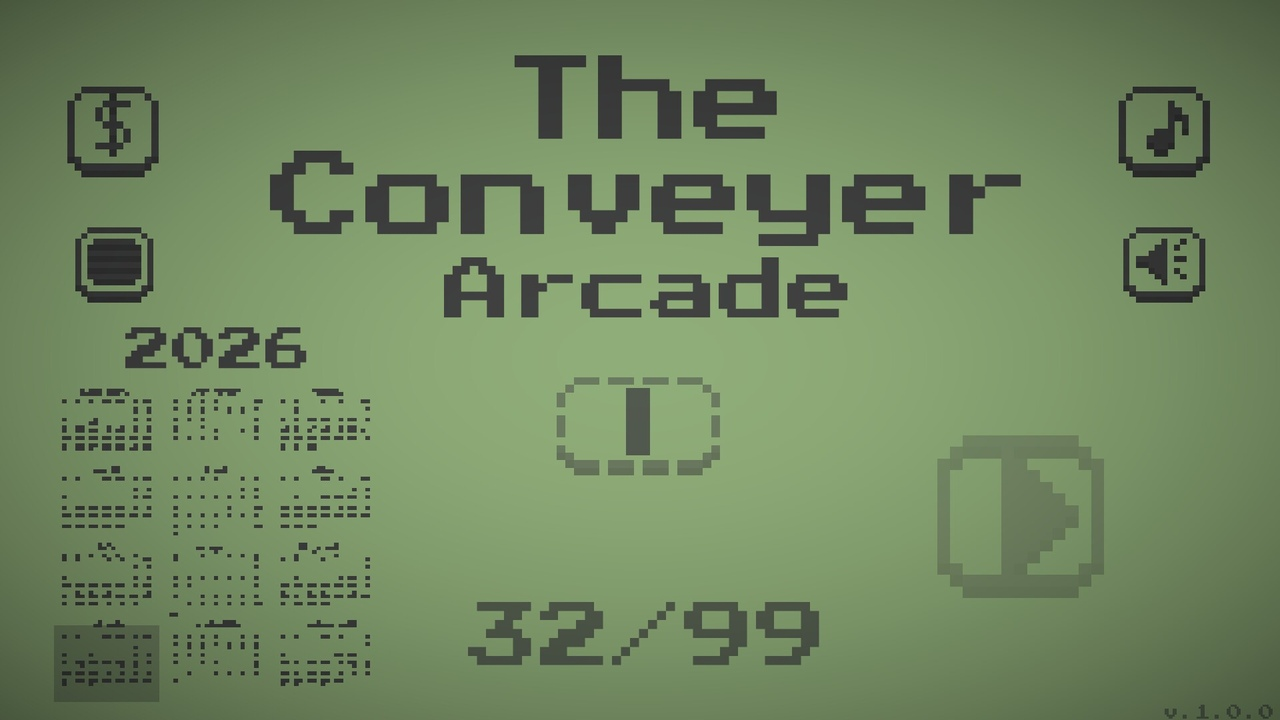 screen1 | [Android] The Conveyer Arcade