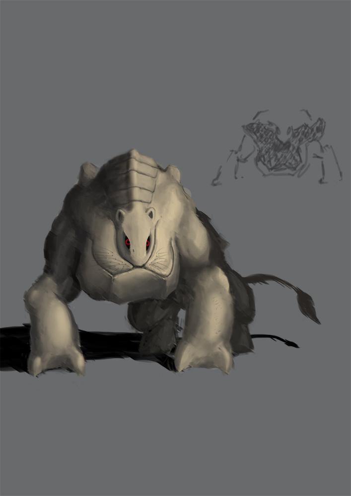 Beast_concept | Проб.XM