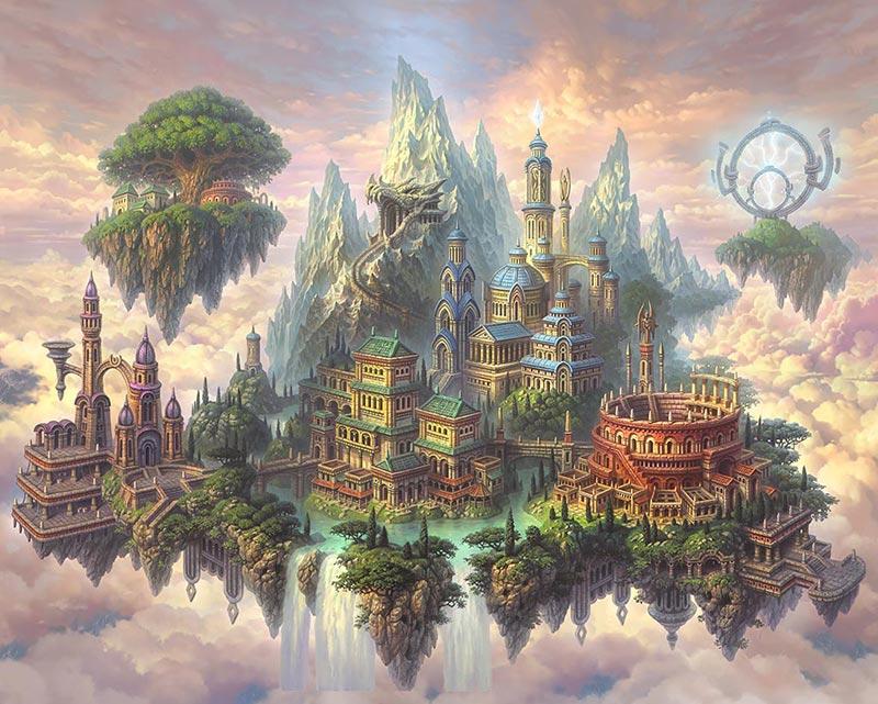 game_environment | Арт-студия ищет новые проекты