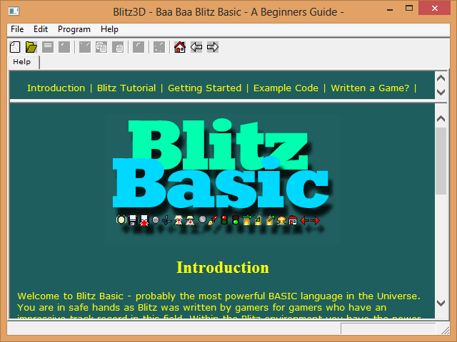 Blitz3d Programming Manual Pdf