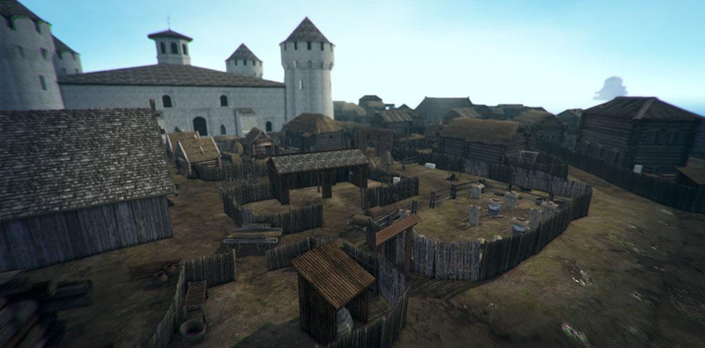 Bolgar XIV | В Казани разработают конкурента Assassin's Creed