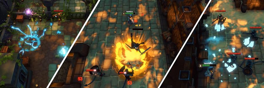 banner | BossCrushers - multiplayer roguelike