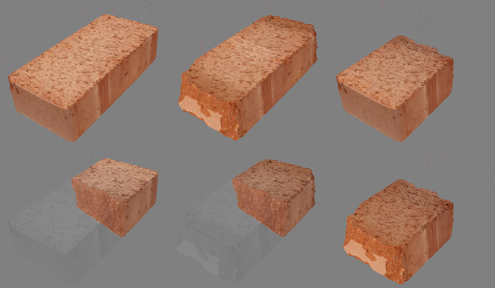 brick | druggon's models