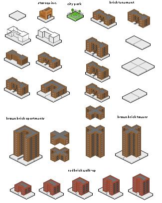 brick_buildings   Собираю команду для создания пошаговой sim sity