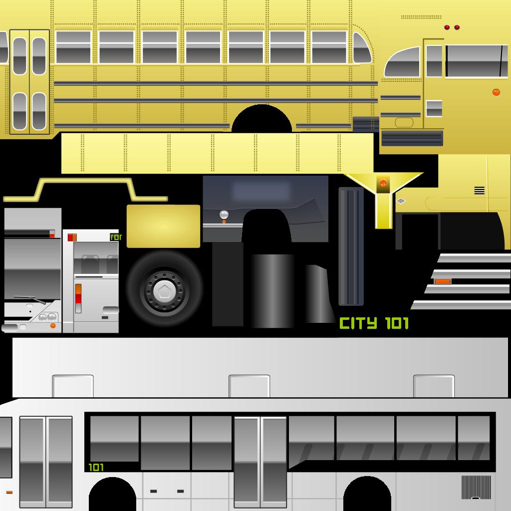 Bus_tex | Ducat и 3D - понятия несовместимые...