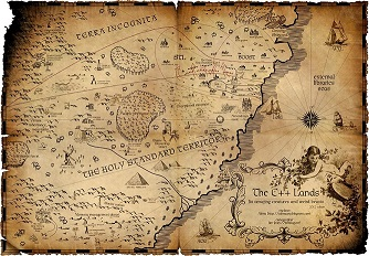 Карта языка C++11 | Loki